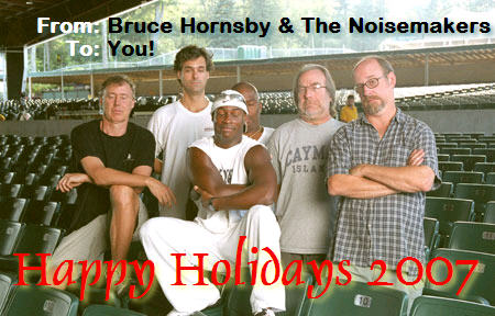 Bruce Christmass Greeting