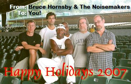 Bruce Christmass Greeting